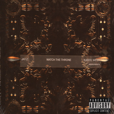 Jay-Z & Kanye West - Watch The Throne Deluxe Edition