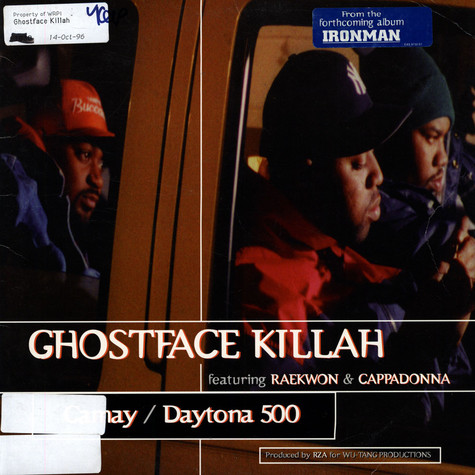 Ghostface Killah - Camay