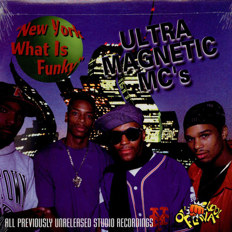 Ultramagnetic MC's - New York What Is Funky