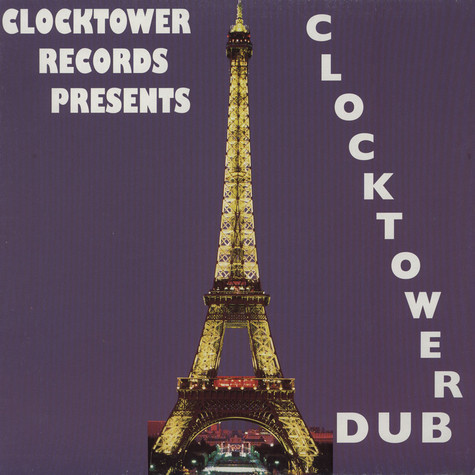 King Tubby - Clocktower Dub