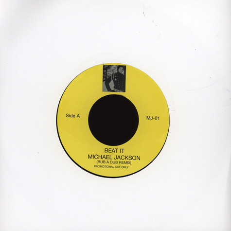 Michael  Jackson / Bob Marley - Beat It Rub A Dub Remix / Is This Love Roots Remix