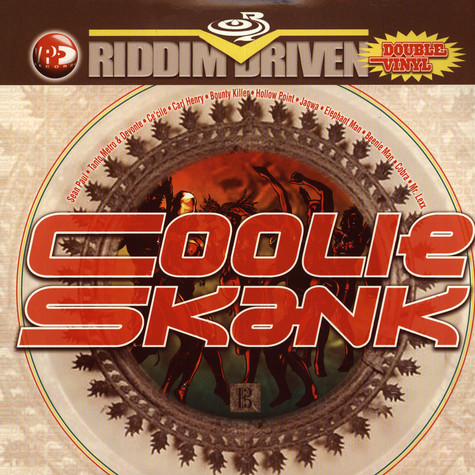 Riddim Driven - coolie skank