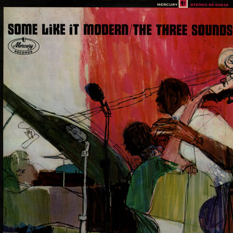 Three Sounds, The - Some Like It Modern