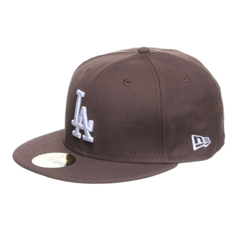 New Era - Los Angeles Dodgers League Basic Cap
