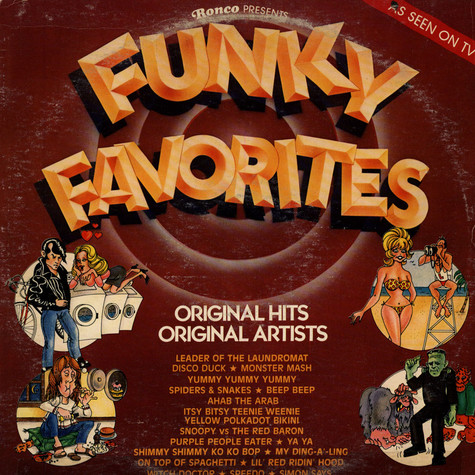 V.A. - Funky Favorites