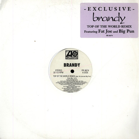 Brandy - Top of the world remix feat. Fat Joe & Big Pun