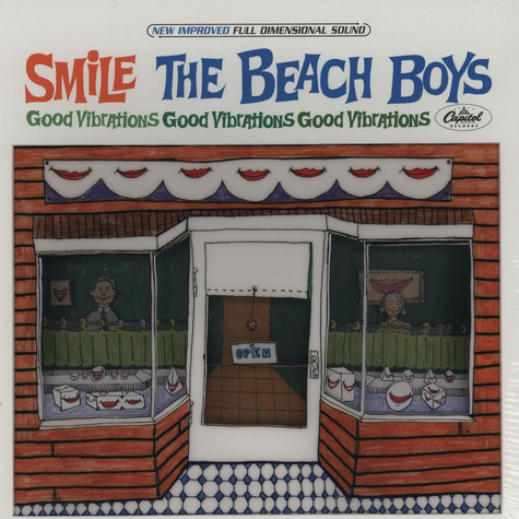 Beach Boys, The - The Smile Sessions Box Set