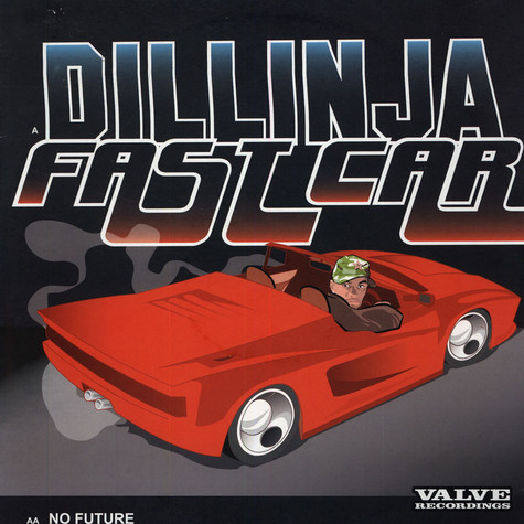 Dillinja - Fast Car / No Future