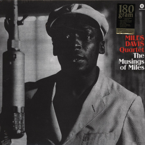 Miles Davis Quartet - The Musings Of Miles