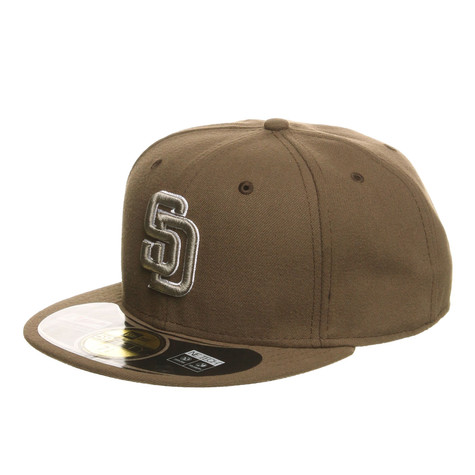 New Era - San Diego Padres MLB Authentic 59Fifty Cap