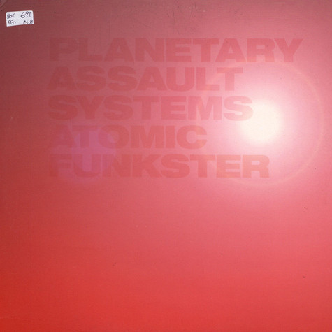 Planetary Assault Systems - Atomic Funkster