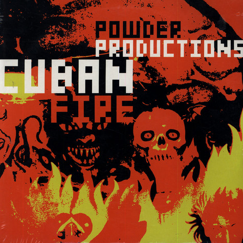 Powder Productions - Cuban Fire