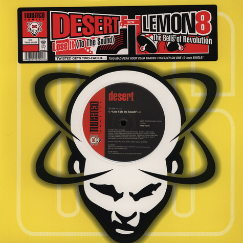Desert B/W Lemon8 - Lose It