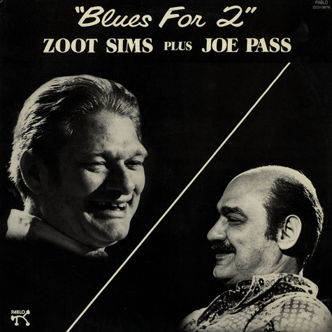 Zoot Sims & Joe Pass - Blues for 2