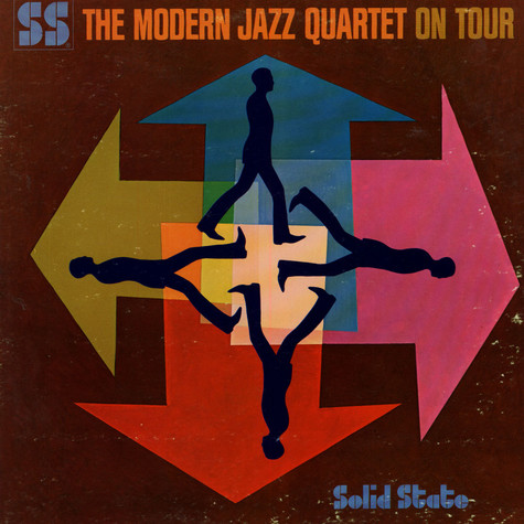 Modern Jazz Quartet, The - On Tour