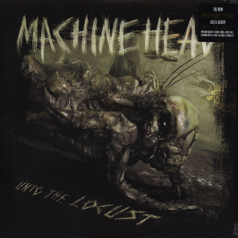 Machine Head - Unto The Locust