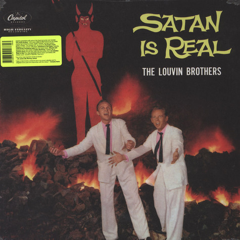 Louvin Brothers, The - Satan Is Real