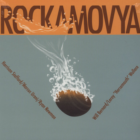 Groundation - Rockamovya