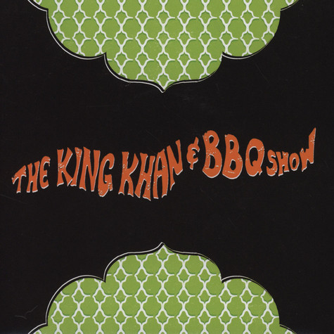 King Khan & BBQ Show - We Are The Ocean