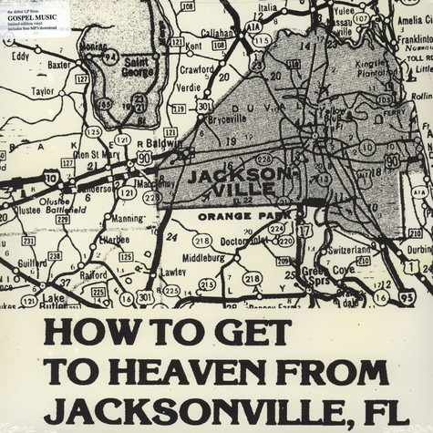 Gospel Music - How To Get To Heaven From Jacksonville Fl