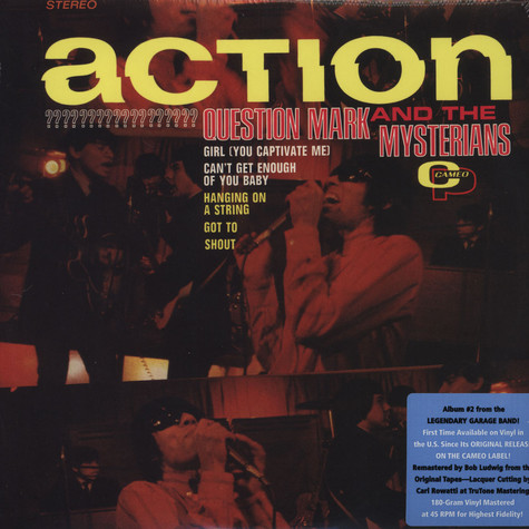 Question Mark & Mysterians - Action Remastered