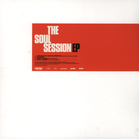 Soul Session, The - The Soul Session EP