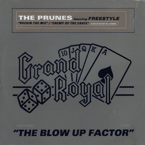 Prunes, The - Blow Up Factor Vol.4