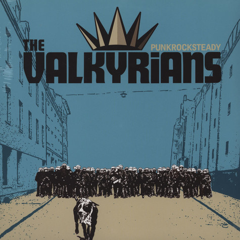 Valkyrians, The - Punkrocksteady