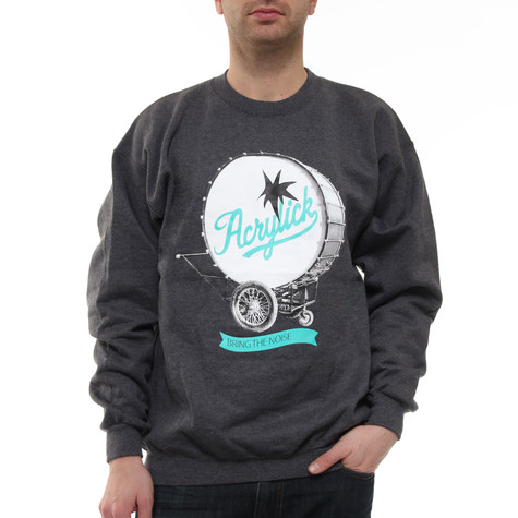 Acrylick - Bring The Noise Crewneck Sweater