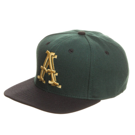 Acrylick - First Letters Snapback Cap