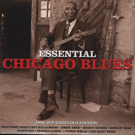 V.A. - Essential Chicago Blues