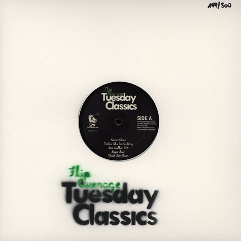 Flip & Average - Tuesday Classics Volume 1 Limited Edition