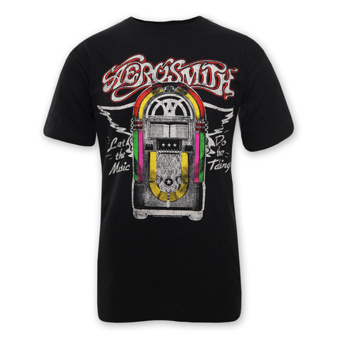 Aerosmith - Jukebox T-Shirt