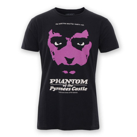 Sixpack France x Christopher D - Phantom T-Shirt