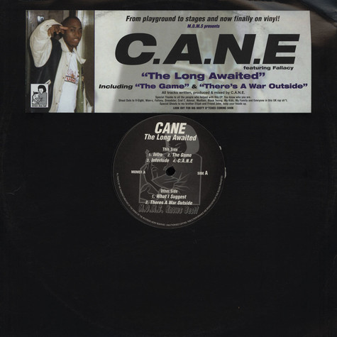 C.A.N.E featuring Fallacy - The Long Awaited