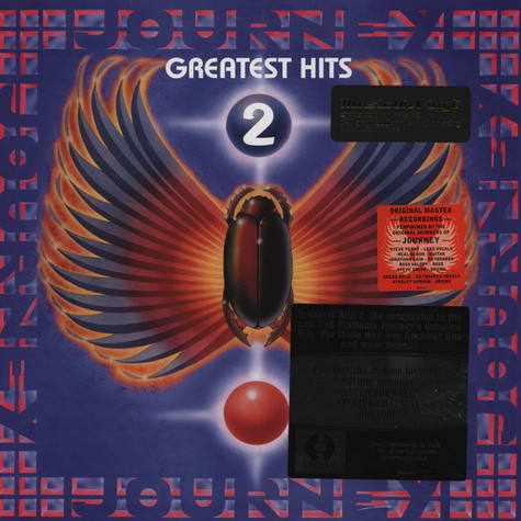 Journey - Greatest Hits Volume 2