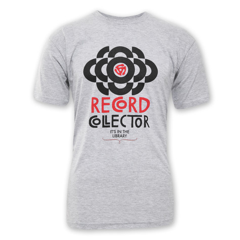 101 Apparel - Record Collector T-Shirt