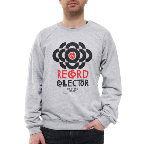 101 Apparel - Record Collector Sweater