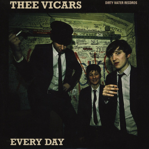 Thee Vicars - Every Day