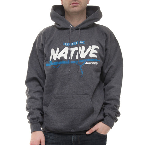 Acrylick - Native Pullover Hoodie