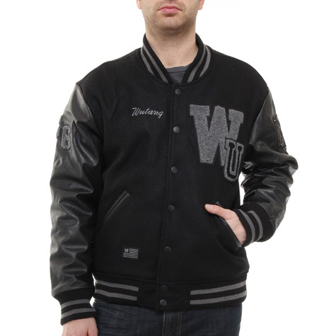 Rocksmith x Wu-Tang Clan - Cream Team Varsity Jacket