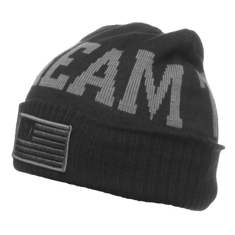 Rocksmith x Wu-Tang Clan - Cream Team Skully Beanie
