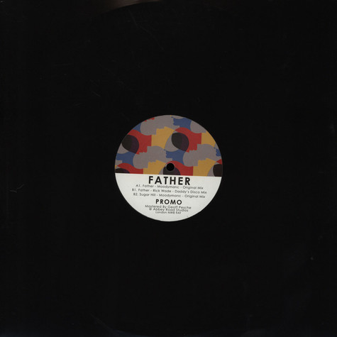 Moodymanc - Father EP