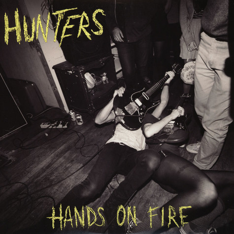 Hunters - Hands On Fire