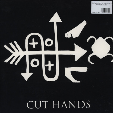 Cut Hands - Afro Noise Volume 1