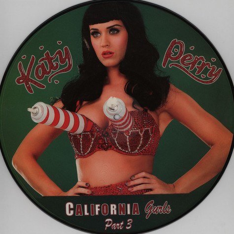 Katy Perry - California Gurls Part 3 Feat. Snoop Dogg