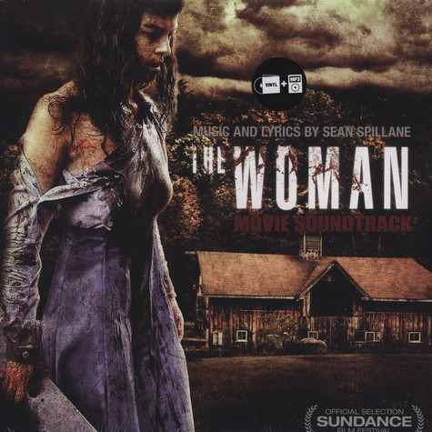 Sean Spillane - OST The Woman