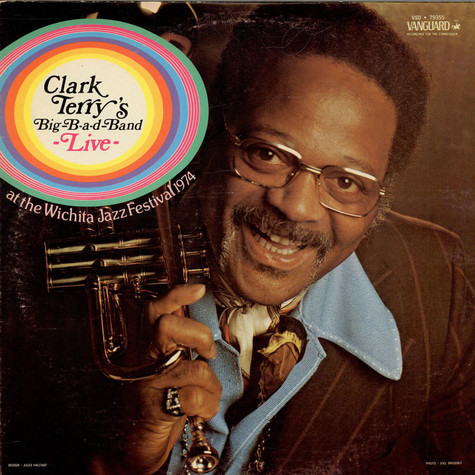 Clark Terry - Clark Terry's Big-B-a-d-Band Live