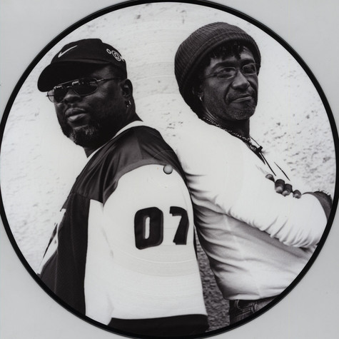 Sly & Robbie - Blackwood Dub Picture Disc