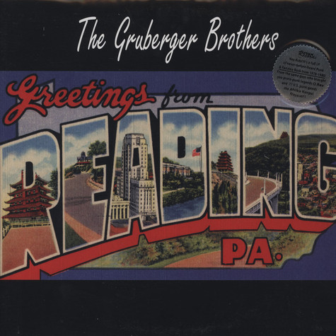 Gruberger Brothers - Greetings From Reading, PA